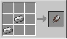 A pair of shears in minecraft.